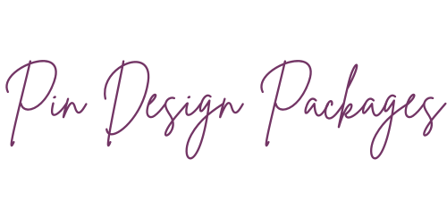 Pin design packages