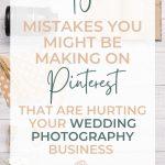Pinterest for wedding photographers short pin