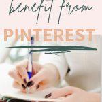 Pinterest helps grow business pin