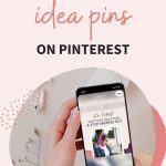 All about idea pins on Pinterest 1
