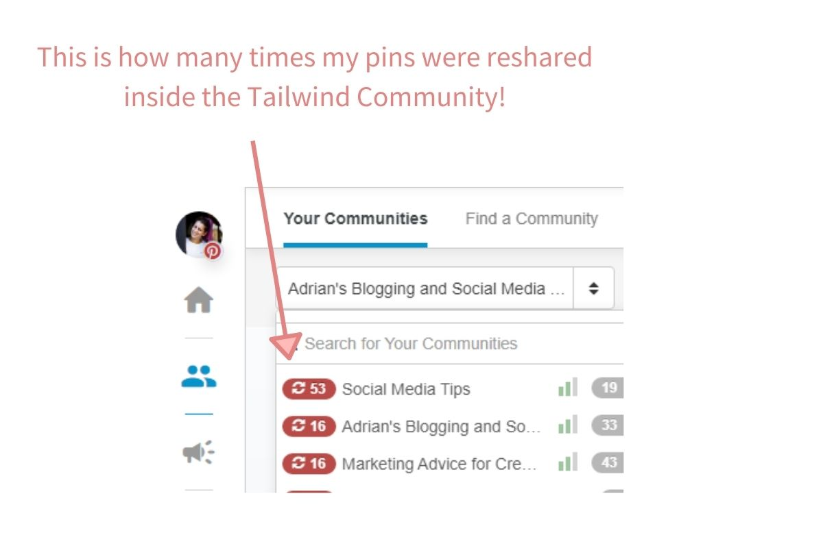 Tailwind Communities overview
